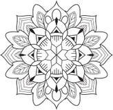 Mandala orient design Royalty Free Stock Photos