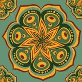 Mandala oriental libre illustration