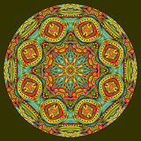 Mandala In Oriental Style Royalty Free Stock Photo