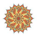 Mandala oriental Vecteur Photos libres de droits