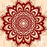 Mandala Ornament Stock Photo