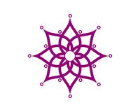 Mandala Ornament Vector Illustration stock de ilustración