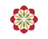 Mandala Ornament Vector Illustration libre illustration