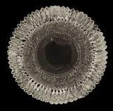Mandala ornamental abstracta Foto de archivo