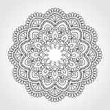 Mandala. Ornamental round pattern. Royalty Free Stock Photos