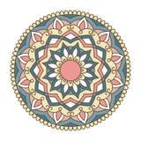 Mandala. Ornamental round pattern Royalty Free Stock Image
