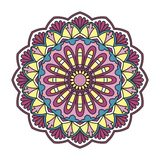 Mandala. Ornamental round pattern Royalty Free Stock Images