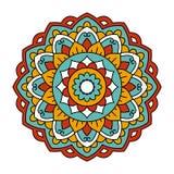 Mandala. Ornamental round pattern Stock Photography