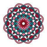 Mandala. Ornamental round pattern Royalty Free Stock Photo