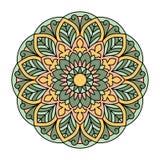 Mandala. Ornamental round pattern Royalty Free Stock Photos