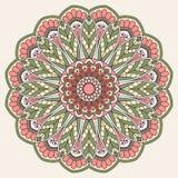 Mandala. Ornamental round pattern. Stock Photography