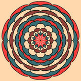 Mandala ornamentale Fotografia Stock
