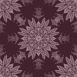 Mandala, ornamento oriental, Ilustração Royalty Free