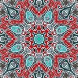 Mandala. Ornamento redondo. Fotografía de archivo libre de regalías