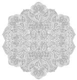 Mandala paisley Stock Photos