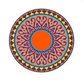 Mandala paquistanesa Fotografia de Stock