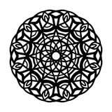 Mandala para la alhe?a, Mehndi, tatuaje, decoraci?n Ornamento decorativo del marco en estilo oriental ?tnico P?gina del libro de  libre illustration