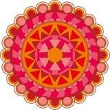 Mandala_passion Fotografía de archivo libre de regalías