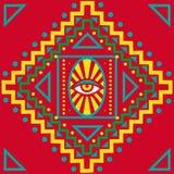 Mandala patter Stock Images