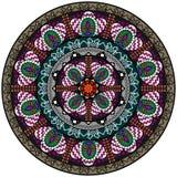 Mandala Pattern Immagine Stock