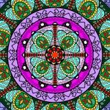 Mandala Pattern Immagine Stock Libera da Diritti