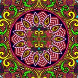 Mandala Pattern Stock Foto