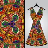Mandala Pattern Royalty-vrije Stock Afbeelding