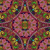 Mandala Pattern Stock Afbeelding
