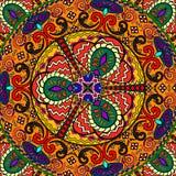 Mandala Pattern Royalty-vrije Stock Afbeeldingen