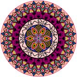 Mandala Pattern Fotos de Stock Royalty Free