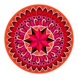 Mandala Pattern Fotografía de archivo
