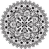 Mandala Pattern Stockfoto