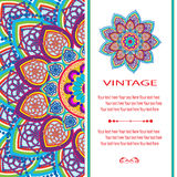 Mandala Pattern Lizenzfreies Stockbild