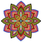 Mandala Pattern imagem de stock royalty free