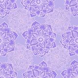 Mandala Pattern Imágenes de archivo libres de regalías