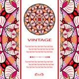 Mandala Pattern Fotografía de archivo libre de regalías