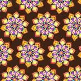 Mandala Pattern Lizenzfreie Stockfotografie