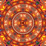 Mandala Pattern Imagen de archivo libre de regalías