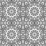 Mandala Pattern Foto de Stock Royalty Free