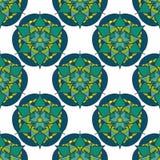 Mandala Pattern Royalty-vrije Stock Foto