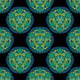 Mandala Pattern Photo libre de droits