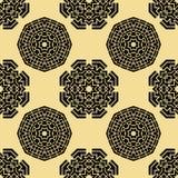 Mandala Pattern Immagini Stock Libere da Diritti