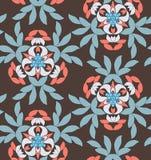 Mandala Pattern royalty-vrije illustratie