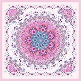 Mandala pattern Royalty Free Stock Photo