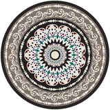 Mandala pattern Royalty Free Stock Photos