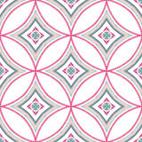 Mandala Pattern Background complexe Photographie stock libre de droits