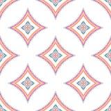 Mandala Pattern Blue Background compleja Foto de archivo libre de regalías