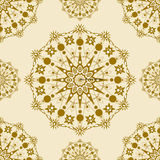Mandala pattern. Eastern ornament. Beautiful vector image. Stock Image