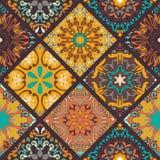 Mandala Pattern floral Foto de archivo