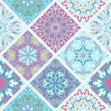 Mandala Pattern floral Fotografía de archivo libre de regalías